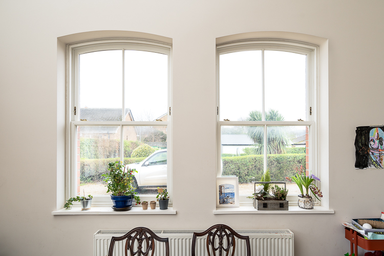 Sliding Sash Windows With With Glazing Bar
