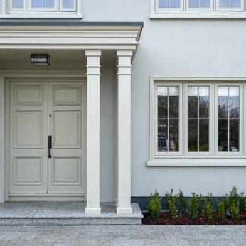 Timber Casement Windows Dublin