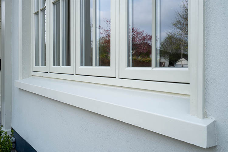 Timber Casement Windows Ireland