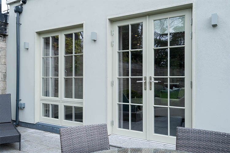 Timber French Doors Dublin