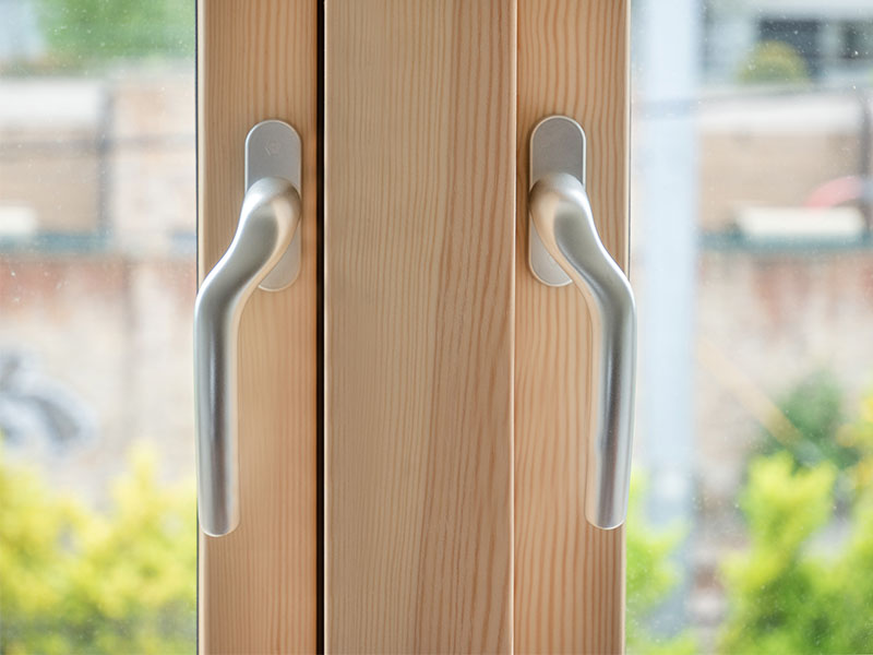 Aluclad Window Hardware