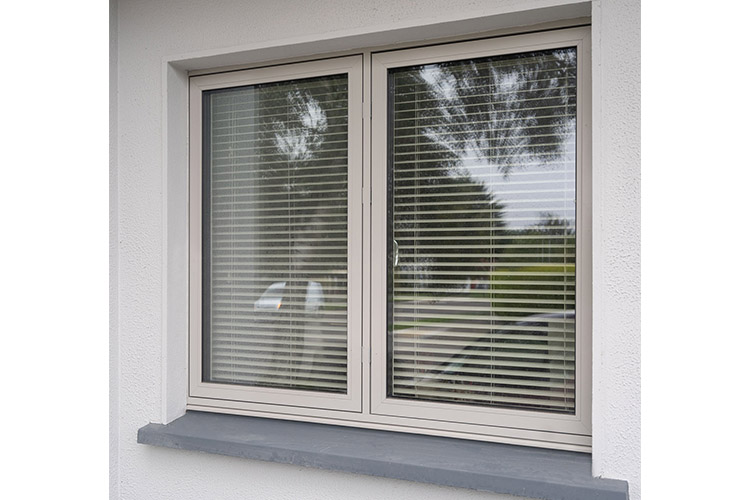 Slim Aluclad Windows
