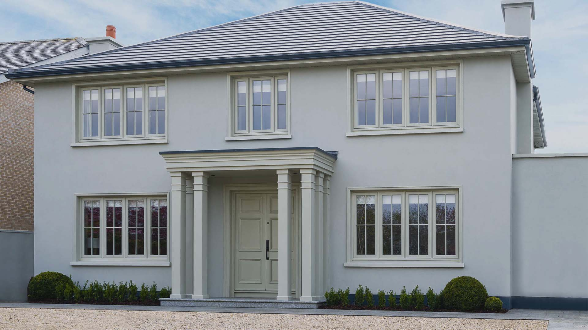 Wood Casement Windows Dublin